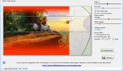 Tilt Shift Generator Screenshot