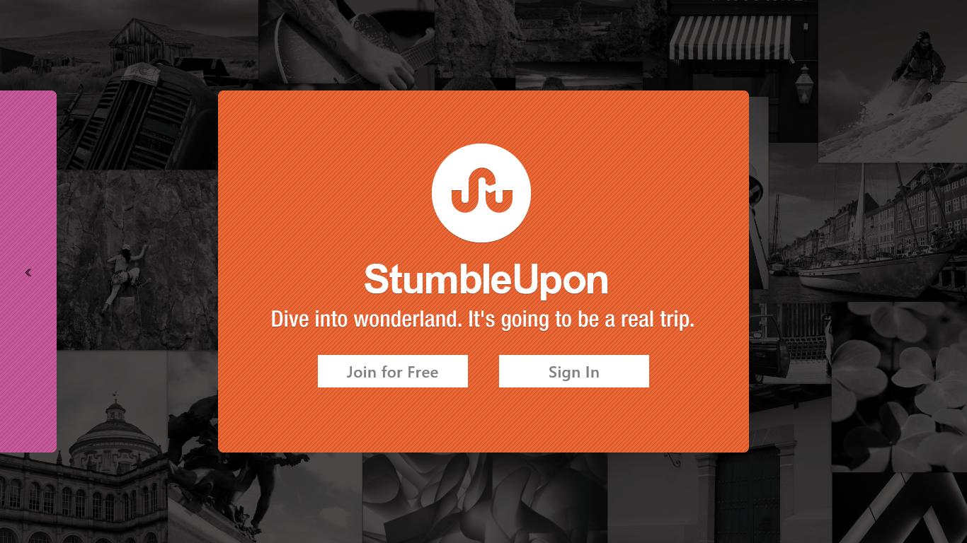 stumbleupon