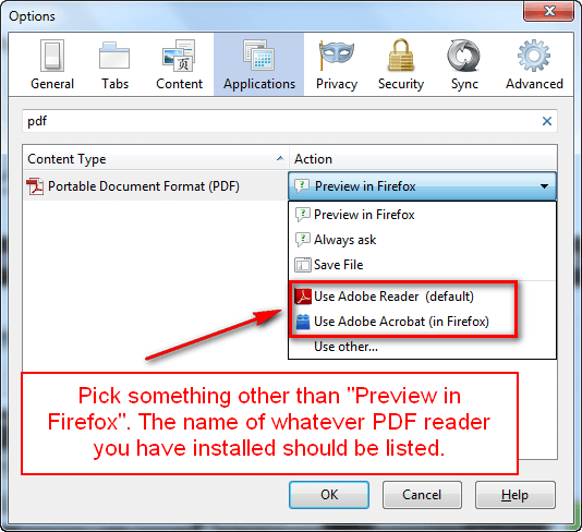 how to disable pdf viewer in chrome