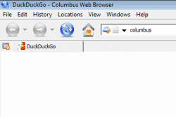Columbus Browser