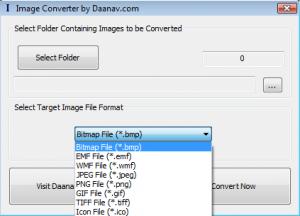 Daanav Image Converter Screenshot