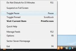 FeedRoller Screenshot
