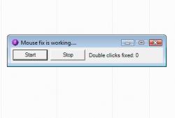 Left Mouse Button Fix