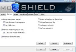 MCShield 2 Screenshot