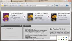 foxit screenshot