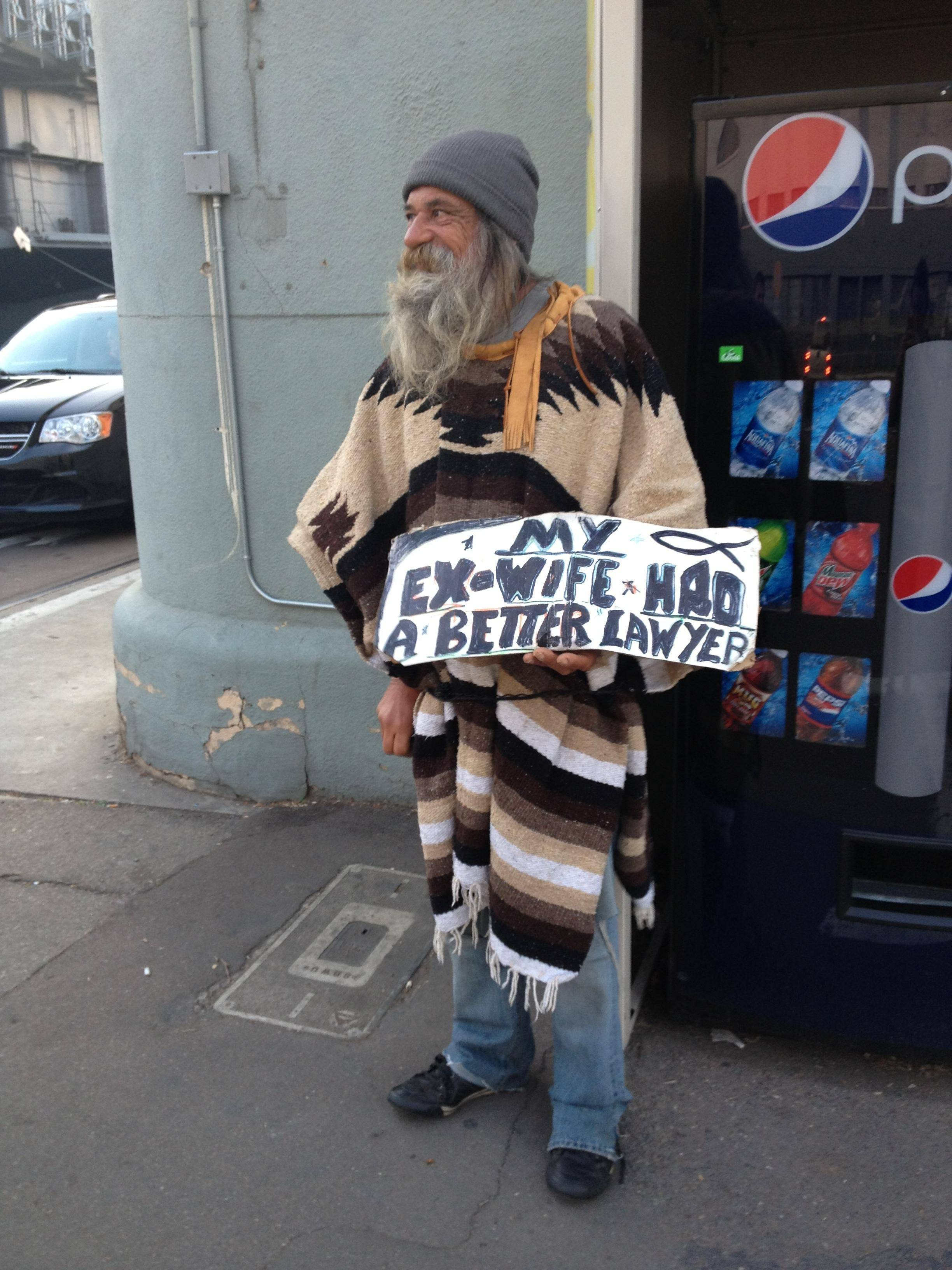 funny_homeless_man