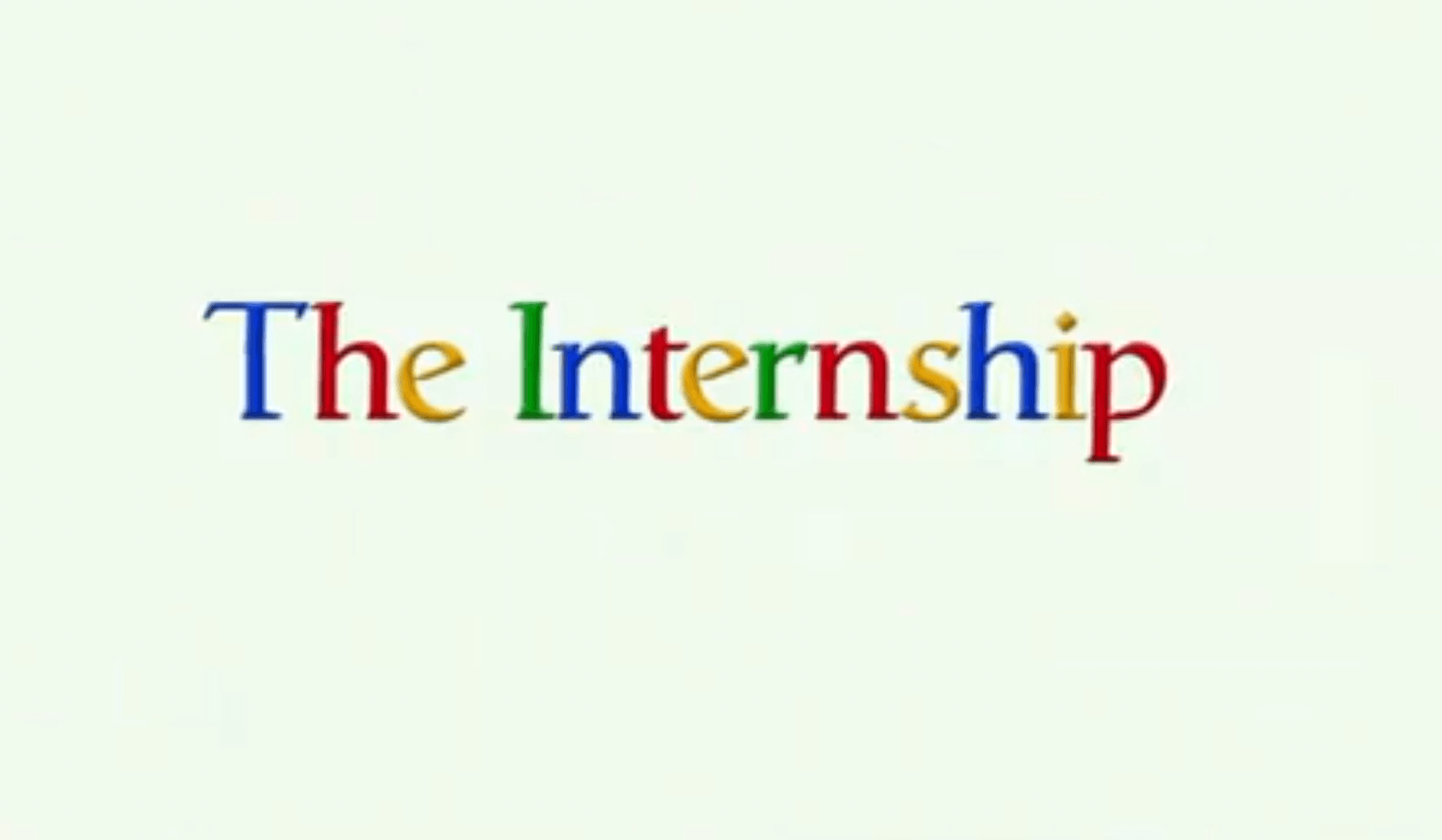Check out the hilarious trailer for    The Internship     an upcoming    The Internship