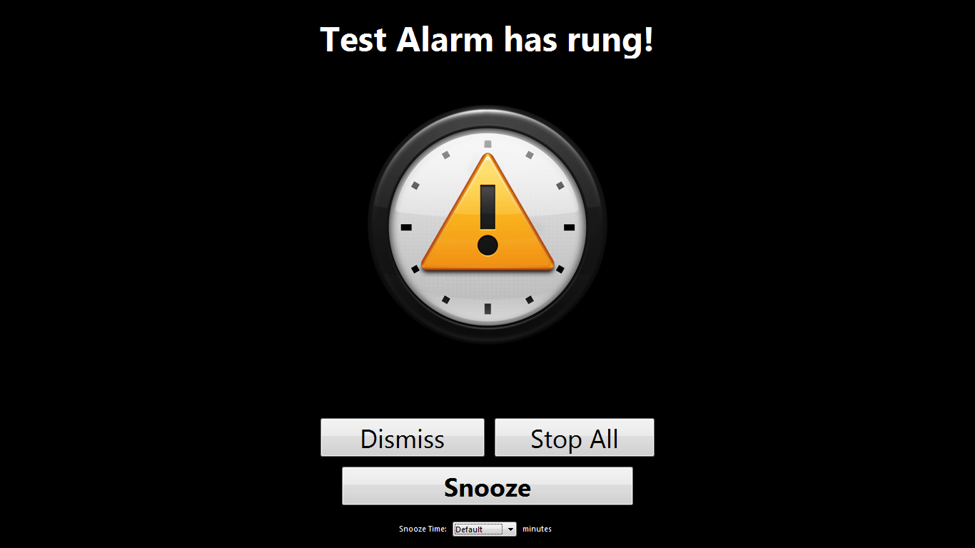 how to set an alarm clock on your computer