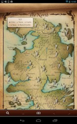 A World of Ice and Fire Interactive Map