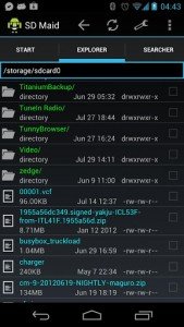 SD Maid File Explorer
