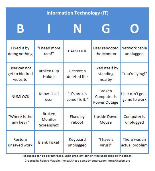 tech_support_bingo