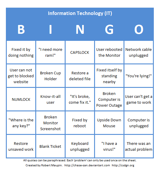 tech_support_bingo