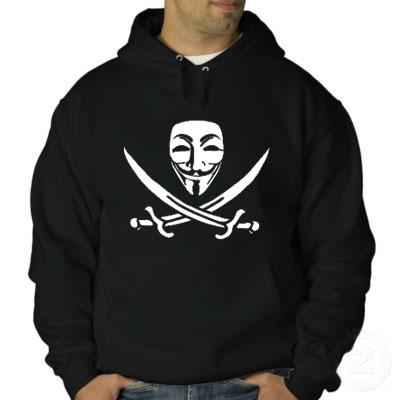 Anonymous Hoodie