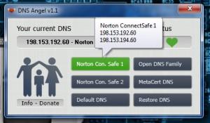 DNS Angel IP Hint