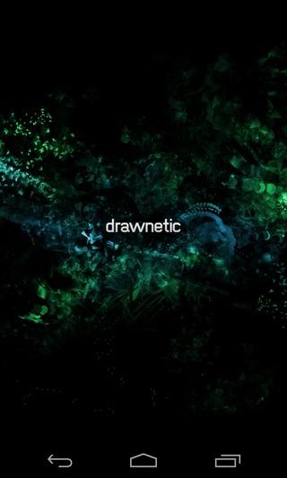 Drawnetic splashPage