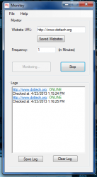 Monitey Dottech is online