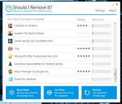Should I Remove It UI 2