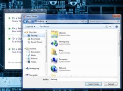TaskbarPinner Pin a folder