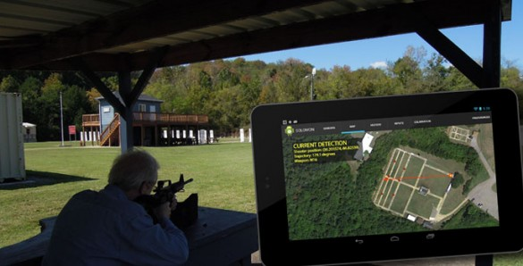 Vanderbilt gunfire tracking system