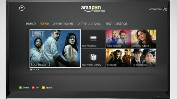 Amazon Set-Top Box