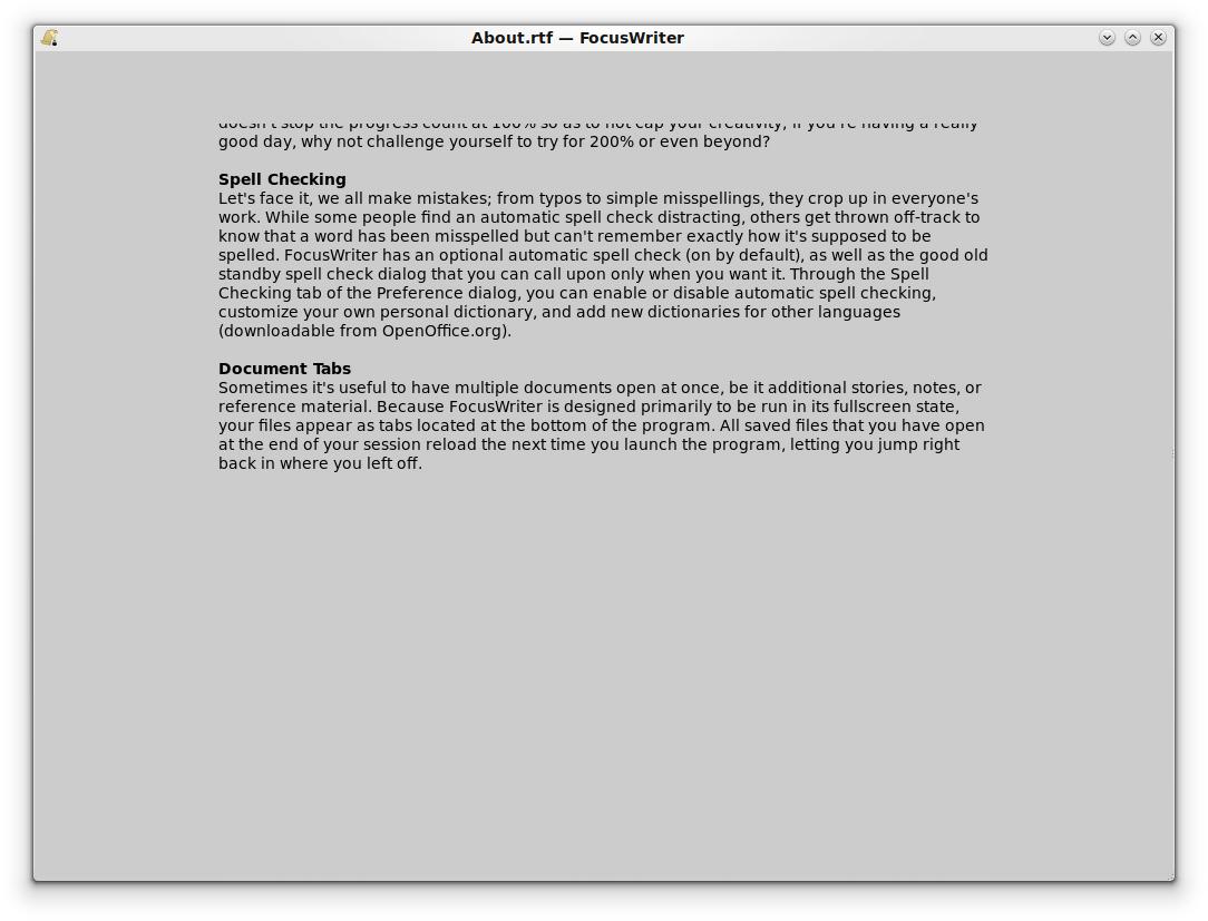 focuswriter_default