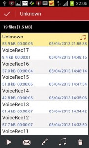 incall recorder and voice full library