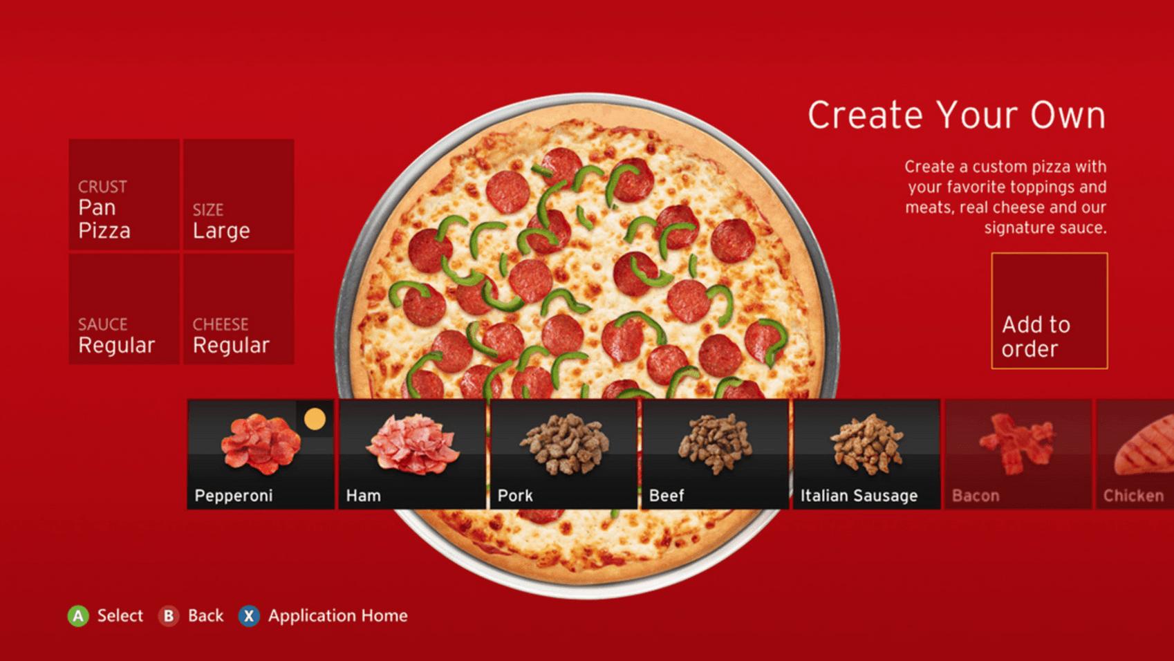 pizzahutxbox
