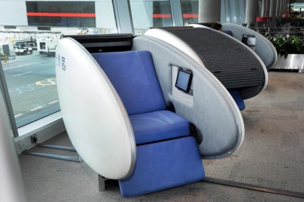 Abu Dhabi GoSleep Pod open