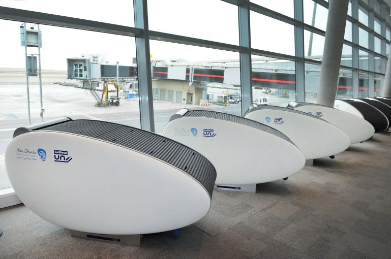 Abu Dhabi GoSleep Pods