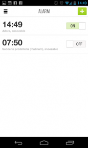 Dreamboard Alarm