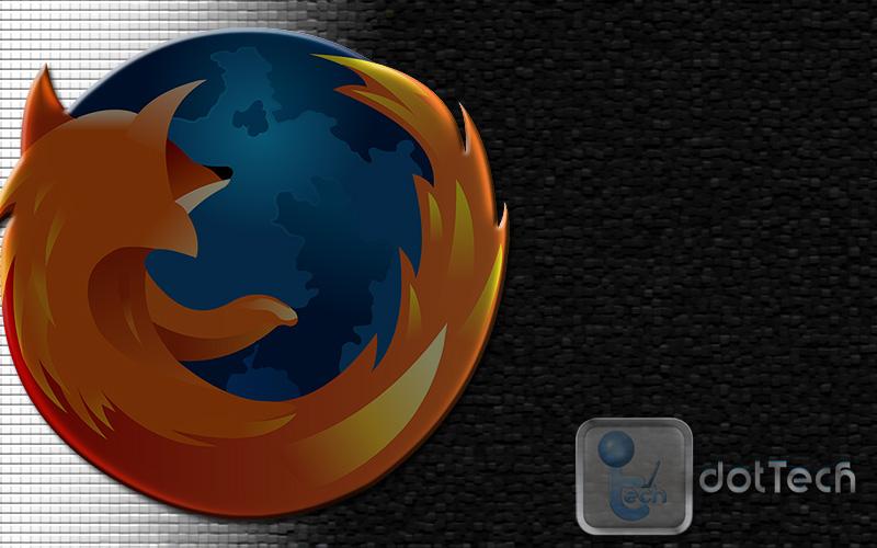 Firefox Logo Branded