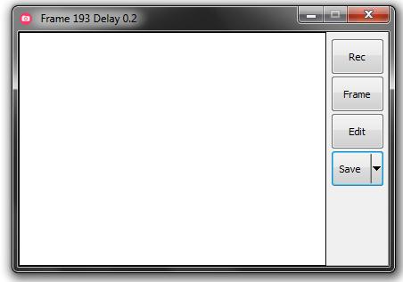 GifCam UI on plain background