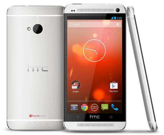 HTC One Google edition