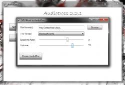 Hey Dottechies AudioDocs