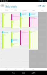 Jiffy Time in Calendar view
