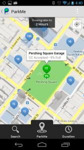 Parking Me Parking Venue Info