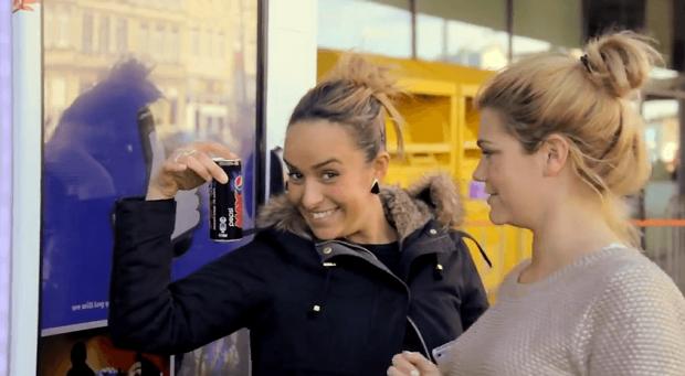 Pepsi Like Machine