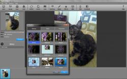 PhotoSun Slideshow Menu