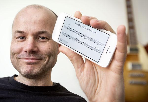 ScoreCleaner with KTH Researcher Sven Emtell