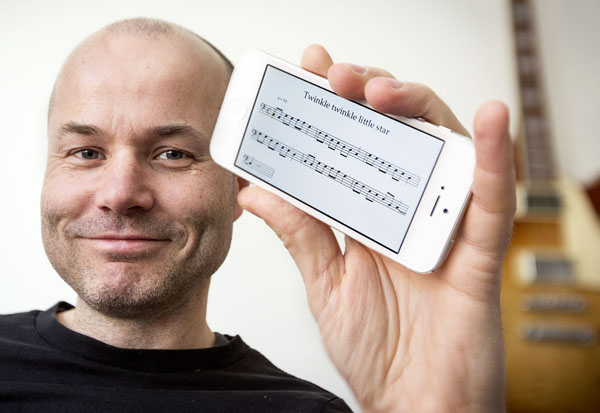 ScoreCleaner with KTH Researcher Sven Emtell