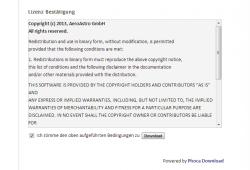 Software Agreement for ScreenRuler