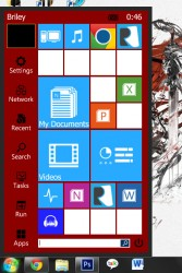 Start Menu Reviver UI