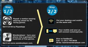 WanderPlayer Windows tutorial