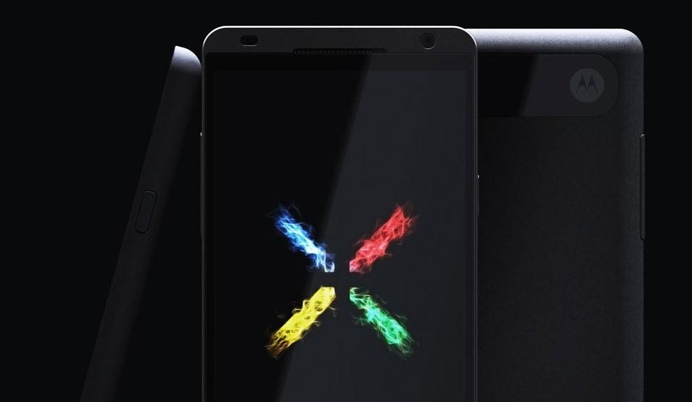 Google/Moto X Phone