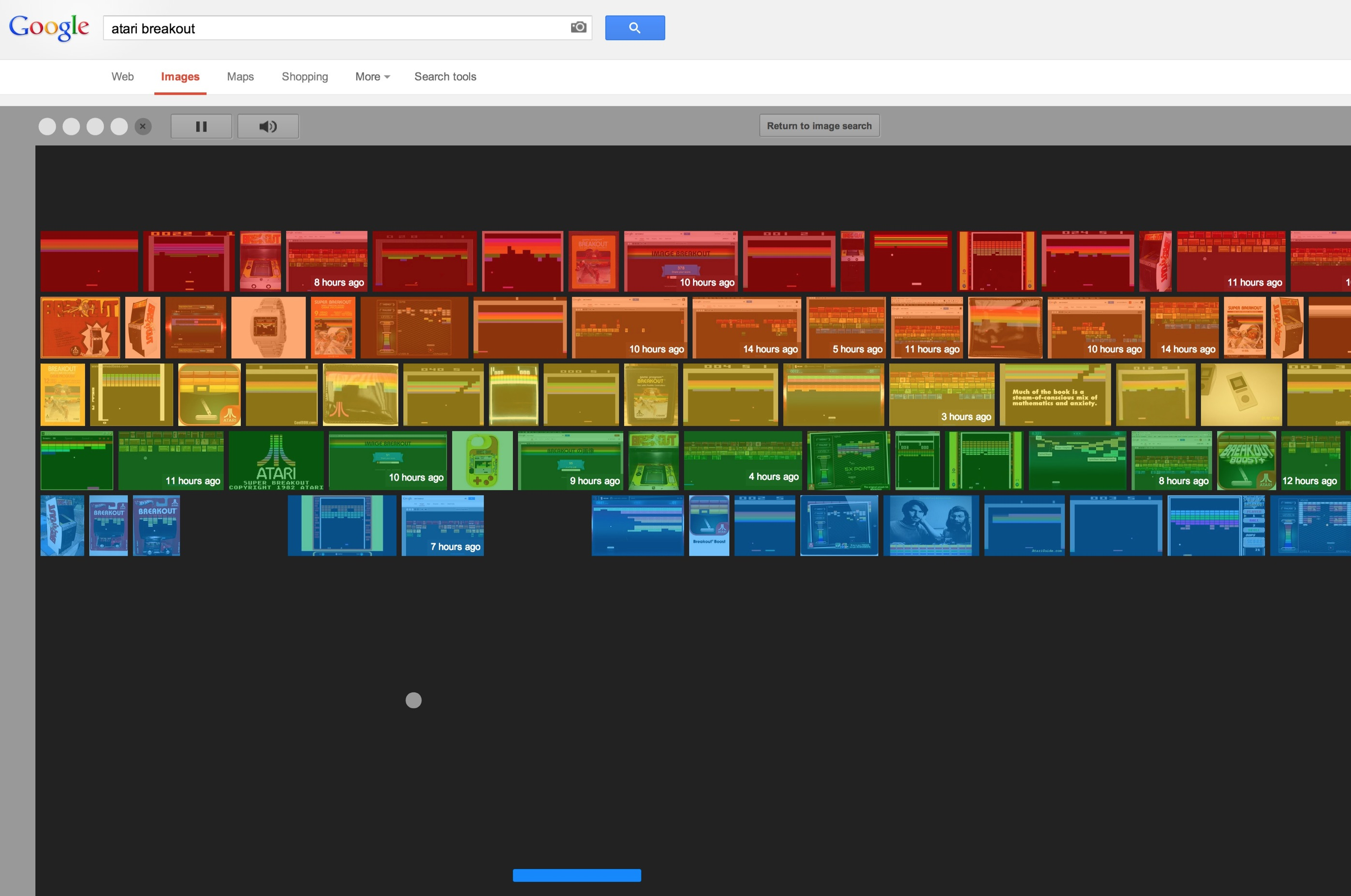 You Can Play Atari Breakout On Google Image Search Right