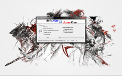 AutoHideDesktopIcons clean desktop