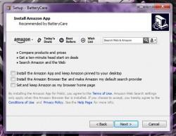 BatteryCare install bloatware