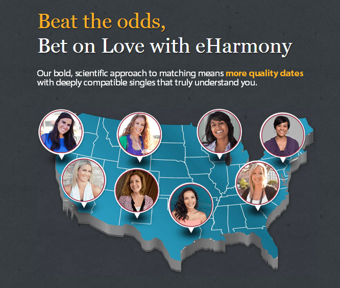 Beat the odds eHarmony