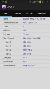 CPU-Z SOC tab