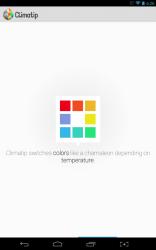 Climatip chameleon